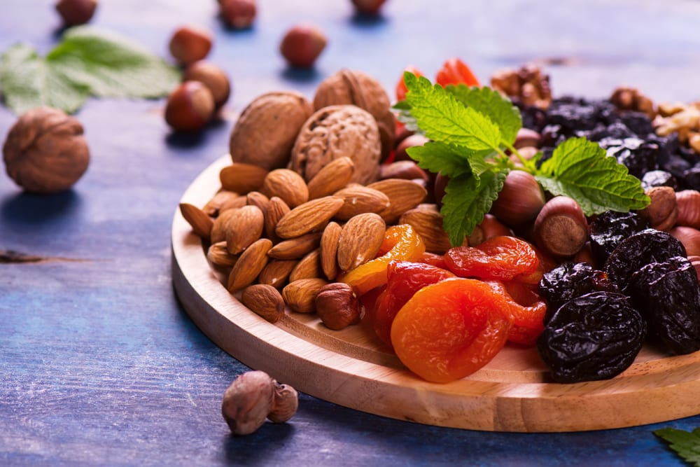 Gourmet Dried Fruit & Nuts Make Healthy Snacks