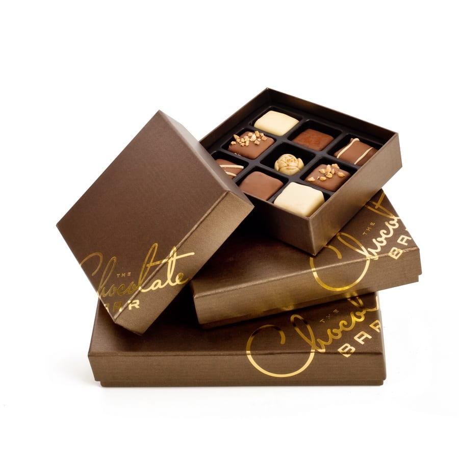 Signature Belgian Chocolate Gift Box (dairy) | The Chocolate Bar