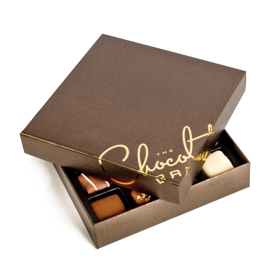 Chocolate Gift Boxes Usa : Featured items the chocolate bar